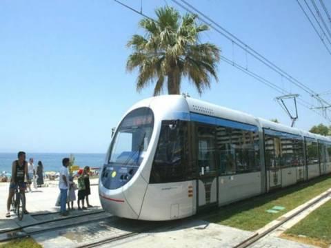 Εκτός λειτουργίας οι στάσεις του τραμ «Α.Αλέξανδρος- Ασκληπιείο»