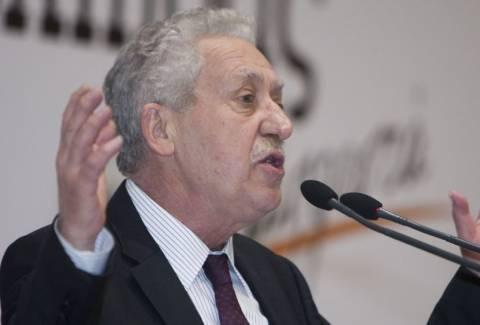 Κουβέλης: Δύσκολα θα αποφευχθούν εθνικές εκλογές το 2014