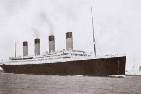 Γράμμα επιβάτιδας του Τιτανικού πωλήθηκε για 145.000 ευρώ (pics)