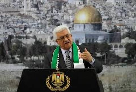 Ο Αμπάς υπόσχεται πως η παλαιστινιακή κυβέρνηση θα είναι κατά της βίας