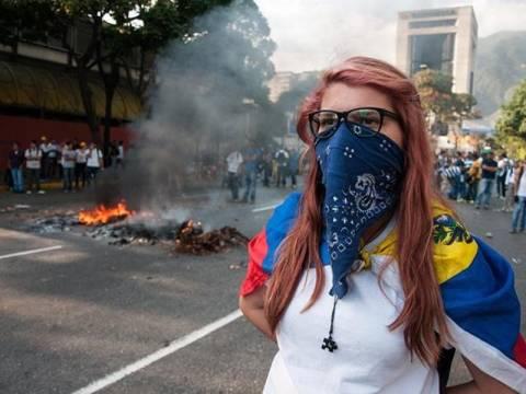 3.000 διαδηλωτές στους δρόμους της Βενεζουέλας