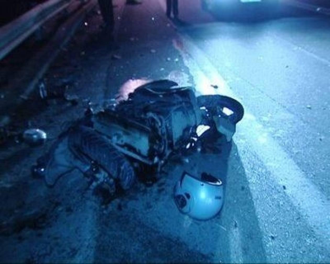 Ηράκλειο: 35χρονος σοβαρά τραυματίας από τροχαίο
