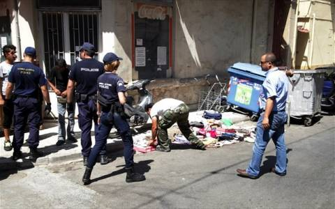 Θεσσαλονίκη: «Σκούπα» για το παρεμπόριο και συλλήψεις