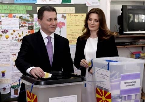 ΠΓΔΜ: Μεγάλο προβάδισμα του κόμματος του Γκρούεφσκι και του Ιβανόφ