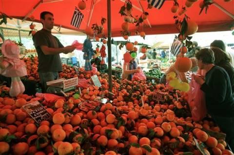 Ημαθία: Συμμετέχουν στην Πανελλαδική απεργία οι πωλητές λαϊκών αγορών