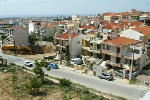 Θεσσαλονίκη:Έχασαν το 40% της αγοραίας αξίας τους τα σπίτια