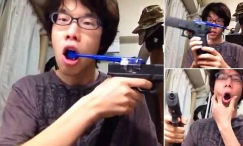 Σάλος στο YouTube για τον πιο... ανόητο έφηβο! Δείτε το βίντεο