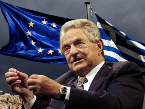 What does Soros seek in Athens?