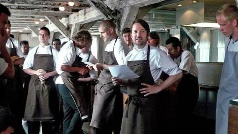 Δείτε το εστιατόριο που ανακηρύχθηκε το καλύτερο του κόσμου