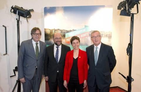 Διεξήχθη το πρώτο ντιμπέιτ για την προεδρία της Ευρωπαϊκής Επιτροπής