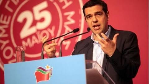 ΣΥΡΙΖΑ: Σήμερα η παρουσίαση του ευρωψηφοδελτίου από τον Αλ. Τσίπρα