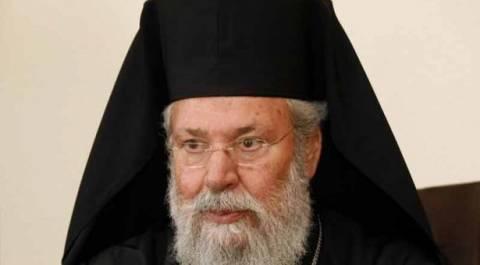 Aρχιεπίσκοπος Κύπρου: «Oι Τούρκοι θέλουν τα πάντα»