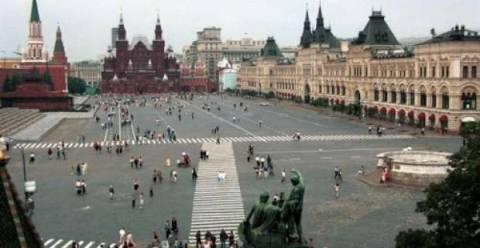 Διαδηλώσεις για την Πρωτομαγιά στην Κόκκινη Πλατεία για πρώτη φορά!