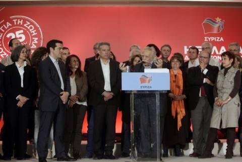 Τα βιογραφικά των υποψηφίων ευρωβουλευτών του ΣΥΡΙΖΑ