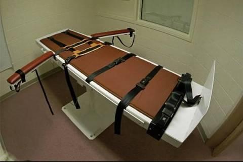 Οκλαχόμα: Αναβλήθηκε η εκτέλεση του δεύτερου θανατοποινίτη