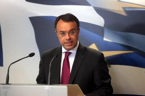 Σταϊκούρας: Πρωτογενές πλεόνασμα 2,3% του ΑΕΠ στο Μεσοπρόθεσμο