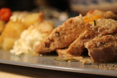 Εβρίτικη κουζίνα: Χοιρινό με κουσκους-κισκέκι