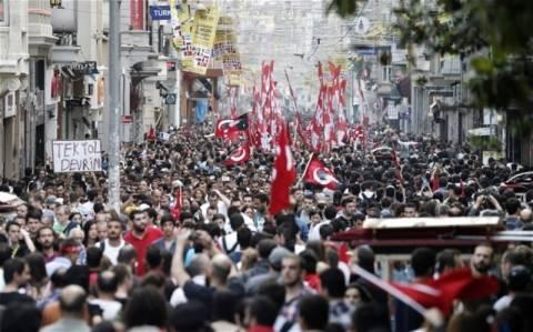 Απερρίφθη αίτημα για συγκεντρώσεις την Πρωτομαγιά στην «Ταξίμ»