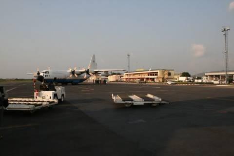 Η ειρηνευτική δύναμη της ΕΕ ανέλαβε το αεροδρόμιο στο Μπανγκί