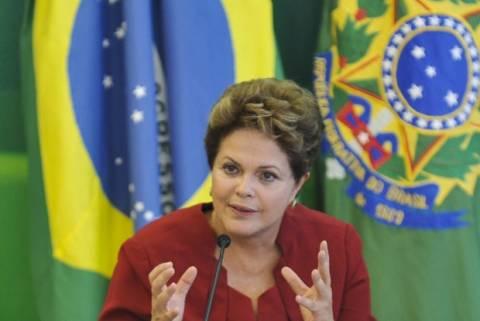 Βραζιλία: Μείωση φόρων ανακοίνωσε στο μήνυμα της Πρωτομαγιάς η Ρούσεφ