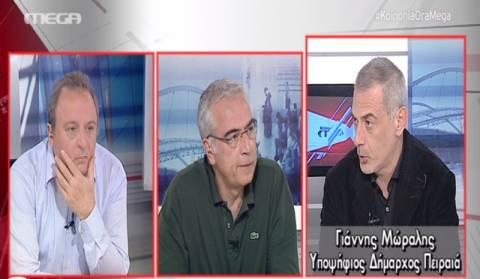 Μώραλης: Πάμε για την πρωτιά στις εκλογές