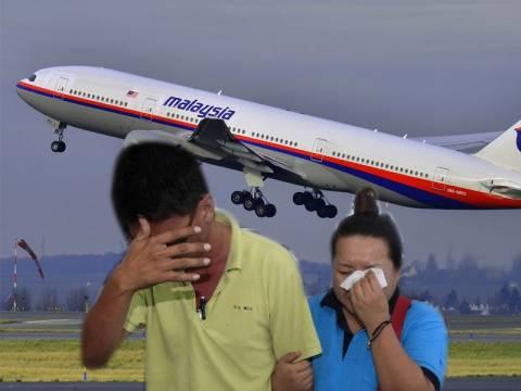 Malaysia Airlines: Διώχνουν τους συγγενείς των αγνοουμένων (pics)