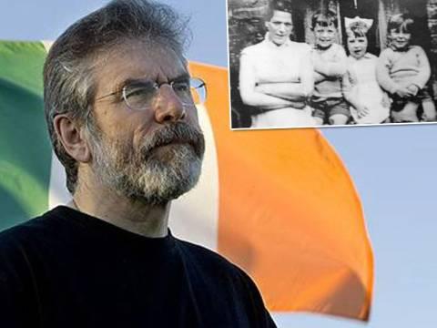 Συνελήφθη ο ηγέτης της πολιτικής πτέρυγας του IRA