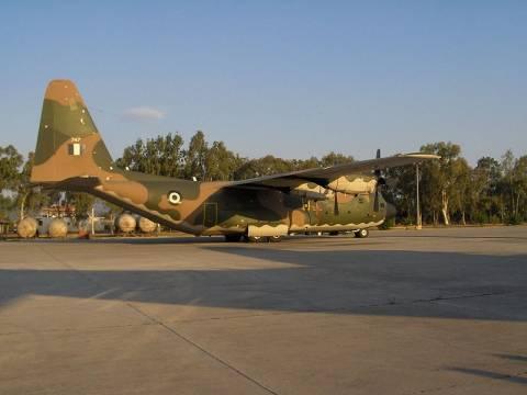 Μεταφορά σωτηρίας για ένα νεογέννητο και έναν 62χρονο με C-130