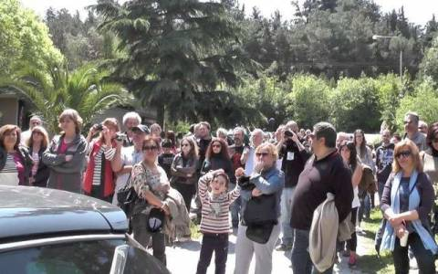 Κουζινόπουλος: Συμβόλαιο τιμής για το κάμπινγκ της Αγίας Τριάδας