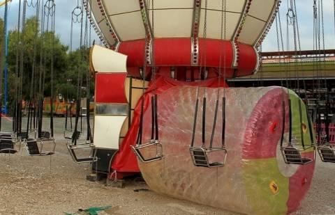 Απολογείται ο ιδιοκτήτης του λούνα παρκ - Καλά νέα για την 9χρονη