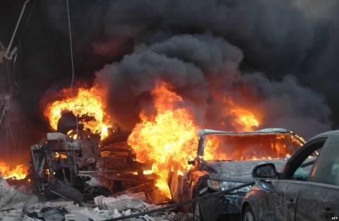 Συρία: 11 παιδιά νεκρά σε διπλή βομβιστική επίθεση