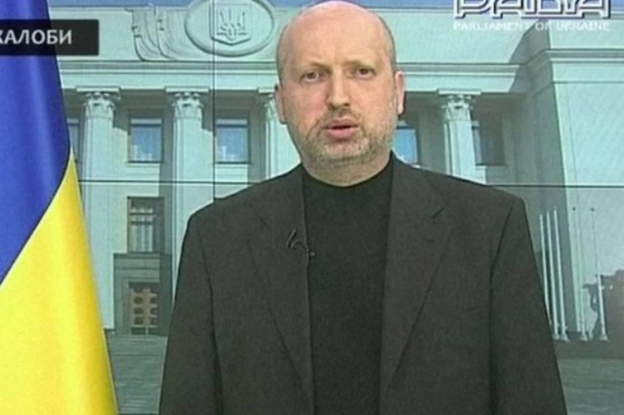 Τουρτσίνοφ: Σκοτώσαμε πολλούς αντάρτες στο Σλαβιάνσκ