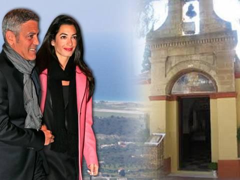 Θέλουν να παντρέψουν τον Τζορτζ Κλούνεϊ στη Ρόδο (pics)