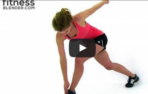 Το workout που μπορείτε να ακολουθήσετε όλοι
