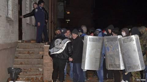 Κίεβο: «Η Ρωσία δημιούργησε τα επεισόδια στην Οδησσό»
