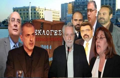 Δημοσκόπηση: Ο Β.Μιχαλολιάκος 17 μονάδες μπροστά από τον Γ. Μώραλη