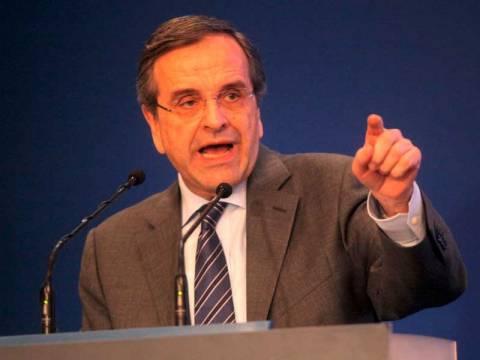 Σαμαράς: Η νέα Ελλάδα γεννιέται