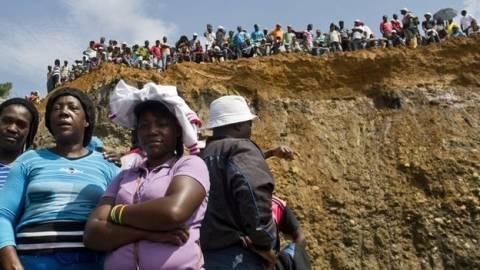 Κολομβία: Δέκα νεκροί από κατολίσθηση σε χρυσωρυχείο
