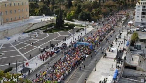 Ολοκληρώθηκε ο Ημιμαραθώνιος- Αποκαταστάθηκε η κυκλοφορία