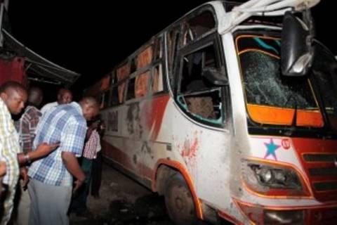 Κένυα: Νέες θανατηφόρες εκρήξεις στο Ναϊρόμπι