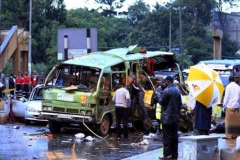 Κένυα: Έξι σοβαρά τραυματίες από τις επιθέσεις στα λεωφορεία