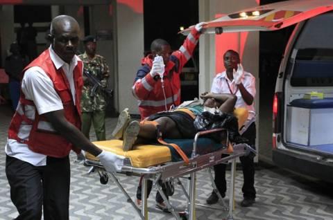 Κένυα: Τρεις οι νεκροί, 20 οι σοβαρά τραυματίες
