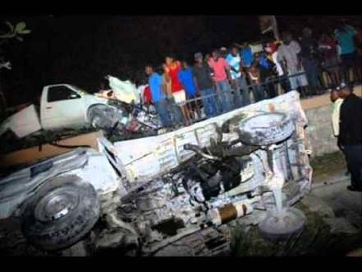 Αϊτή: 17 νεκροί από ανατροπή φορτηγού