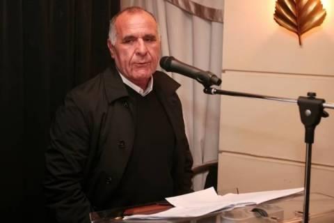 Κωνσταντίνου: «Χαίρεται ο Μαρινάκης»