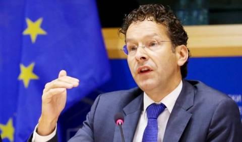 Ντάισελμπλουμ: Αποφάσεις για το ελληνικό χρέος μετά το καλοκαίρι