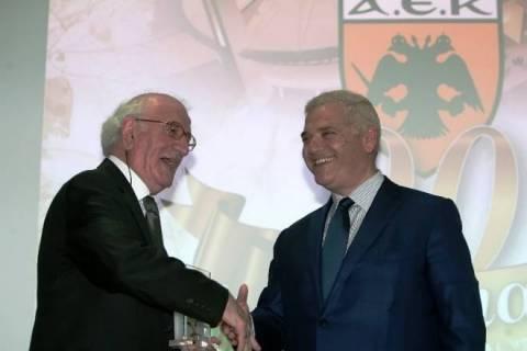 Μελισσανίδης: Το γήπεδο της ΑΕΚ θα γίνει