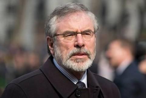 Ιρλανδία: Απειλές κατά της ζωής του Τζέρι Άνταμς (βίντεο)