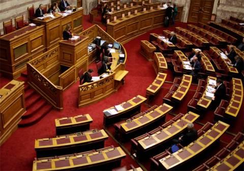 Υπερψηφίστηκε επί της αρχής το νομοσχέδιο για το Μεσοπρόθεσμο Πρόγραμμα