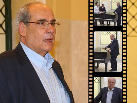 Δημοτικές εκλογές 2014: Η τηλεοπτική συνέντευξη του Βασίλη Μιχαλολιάκου