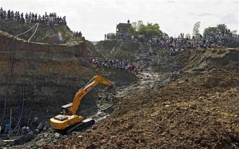 Κολομβία: Στους 12 οι νεκροί από την κατολίσθηση σε παράνομο χρυσωρυχείο